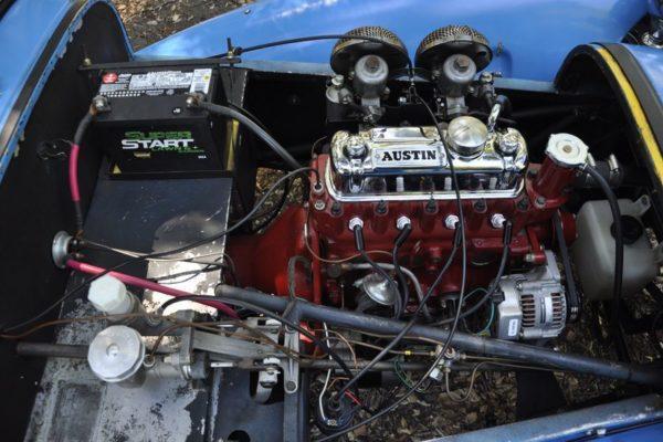 Lotus Seven A9