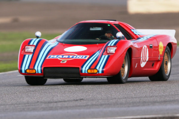 Manta McLaren 3