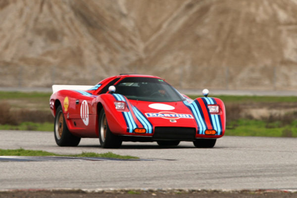 Manta McLaren 4