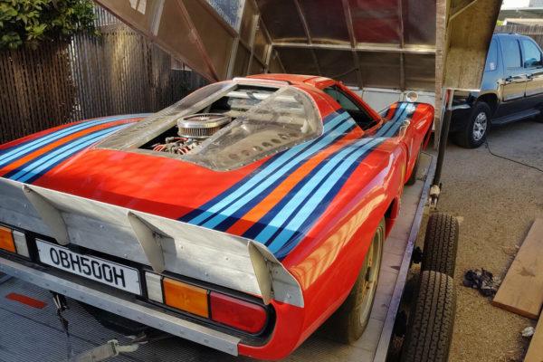 Manta McLaren 5
