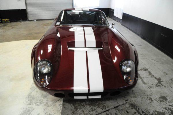 Maroon Daytona 10