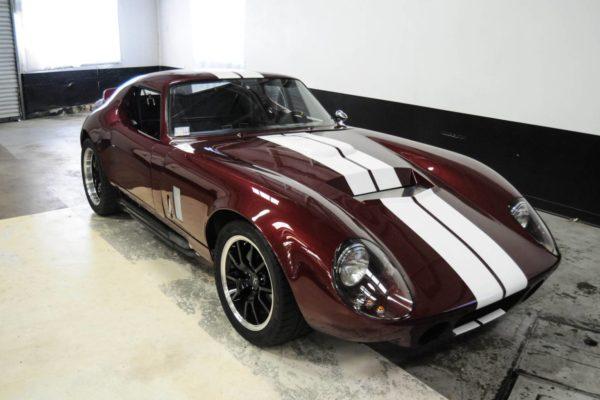 Maroon Daytona 11