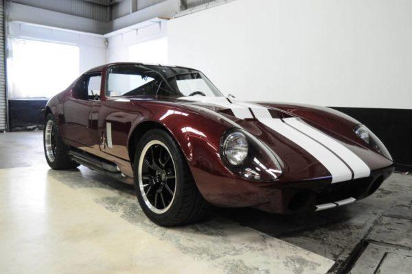 Maroon Daytona 12