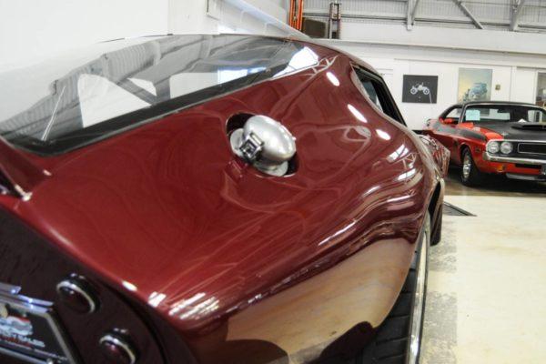 Maroon Daytona 14