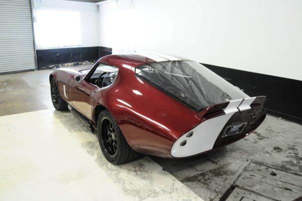 Maroon Daytona 17