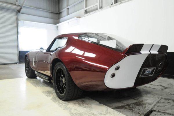 Maroon Daytona 2