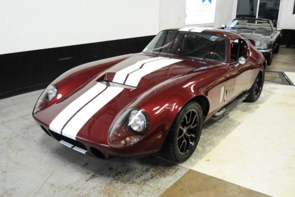 Maroon Daytona 4