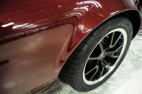 Maroon Daytona 8
