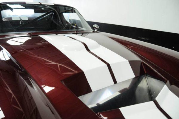Maroon Daytona 9