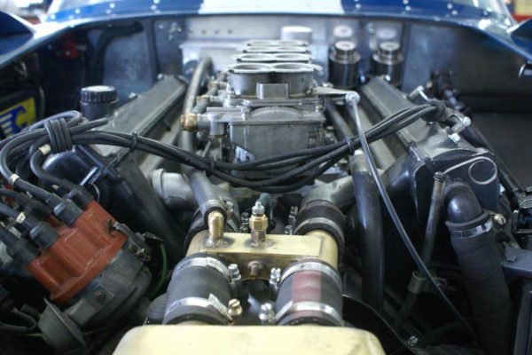 Maserati 450 S 1