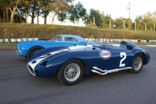 Maserati 450 S 7