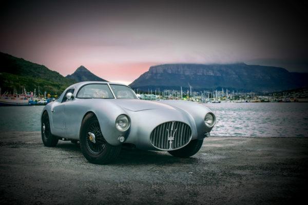 Maserati A6 Replica B7