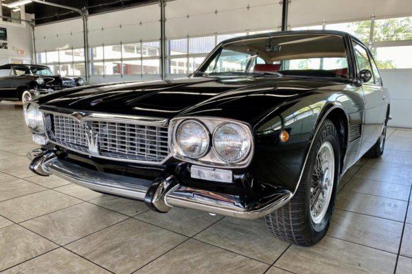 Maserati Mexico 5