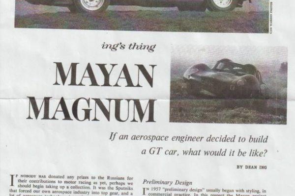 Mayan Magnum 4