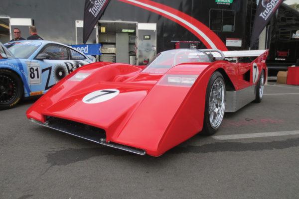 McLaren M8 F Replica C11
