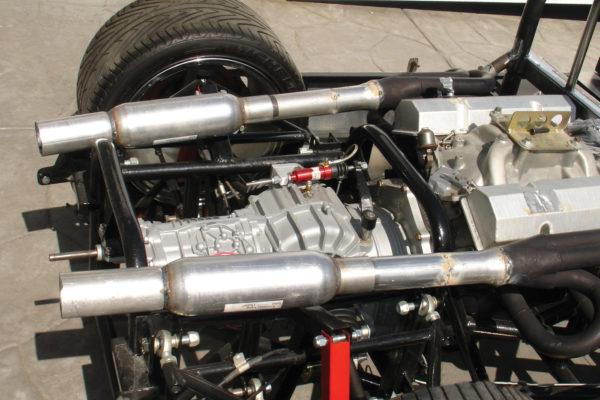 McLaren M8 F Replica C9