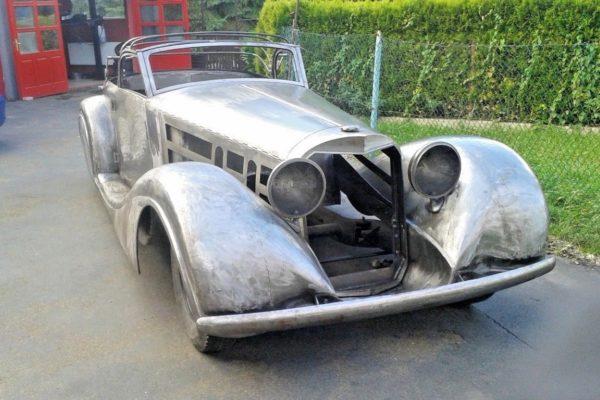 Mercedes 540 K 2