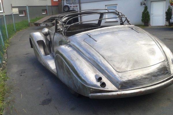 Mercedes 540 K 4