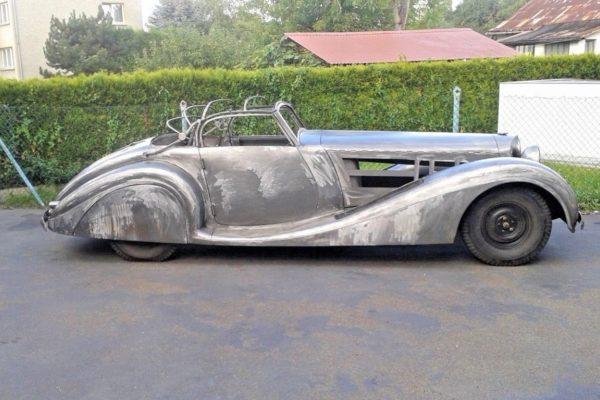 Mercedes 540 K 5