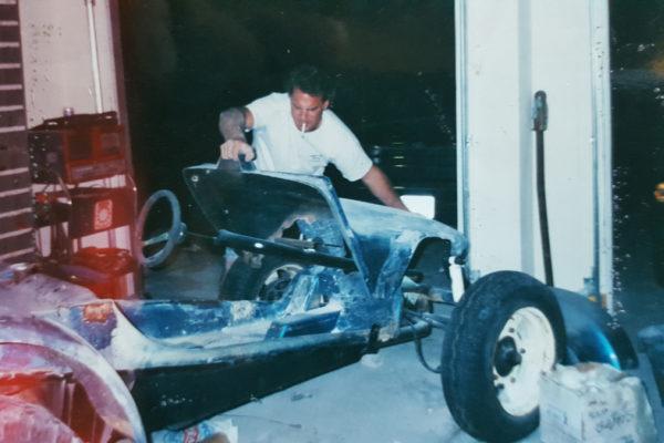 Meyers Manx Tow'D Family Heirloom 18