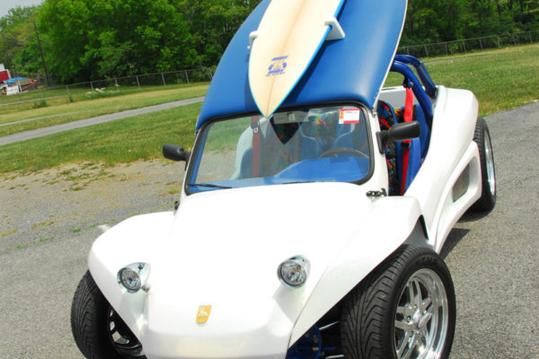 Meyers Manxter Dune Buggy Project 4