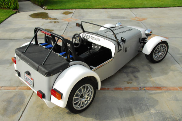 Miata Based Lotus 7 Style Replica 12