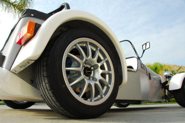 Miata Based Lotus 7 Style Replica 13