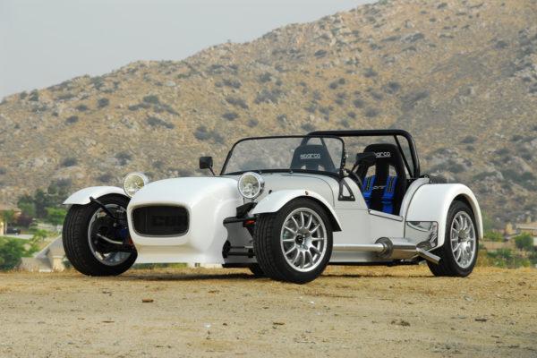 Miata Based Lotus 7 Style Replica 14