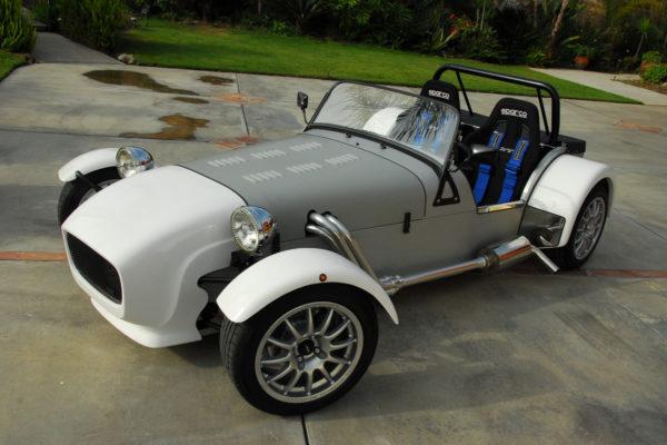 Miata Based Lotus 7 Style Replica 15
