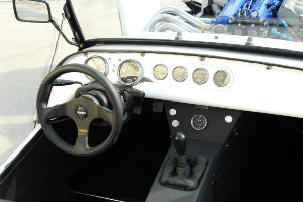 Miata Based Lotus 7 Style Replica 16
