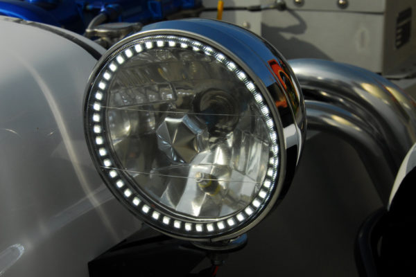 Miata Based Lotus 7 Style Replica 3