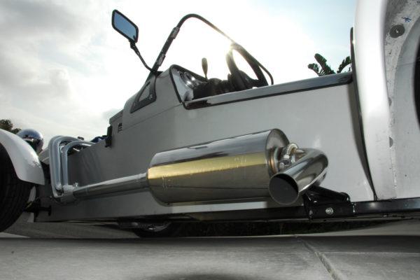 Miata Based Lotus 7 Style Replica 6
