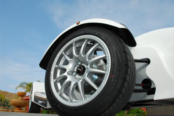 Miata Based Lotus 7 Style Replica 7