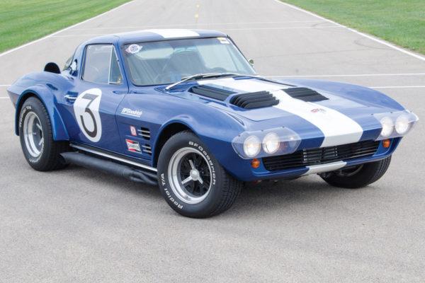 Mid America Corvette B1