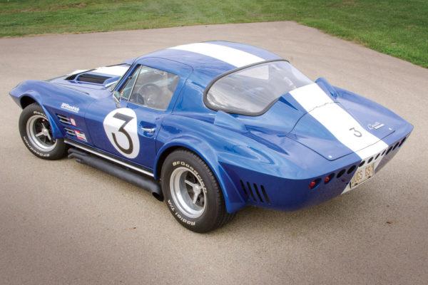 Mid America Corvette B11