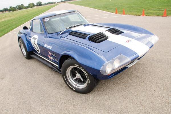 Mid America Corvette B2
