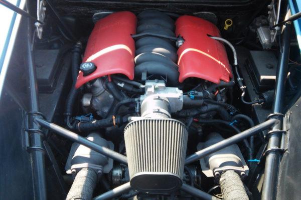 Mid Engine Vette Gtm5