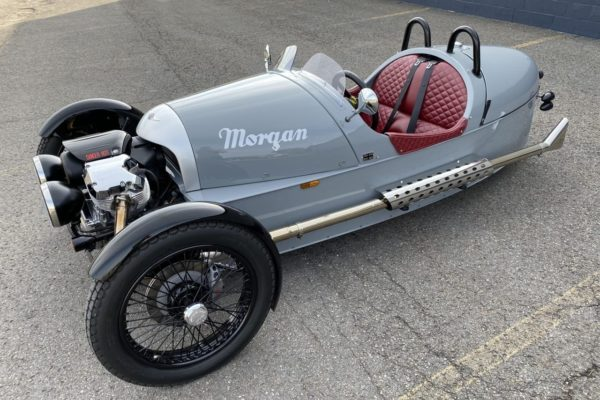 Morgan 3 Wheeler 6