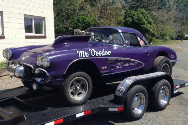 Mr Voodoo Corvette5