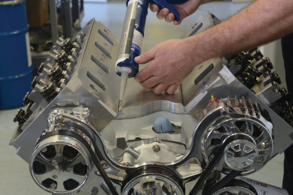Hemi heads provide an innovative way to achieve power gains from Ford's most successful small blocks.