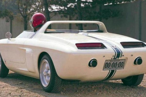 Mustang I 5