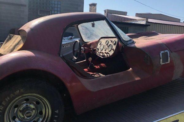 Mystery Kit Car 8