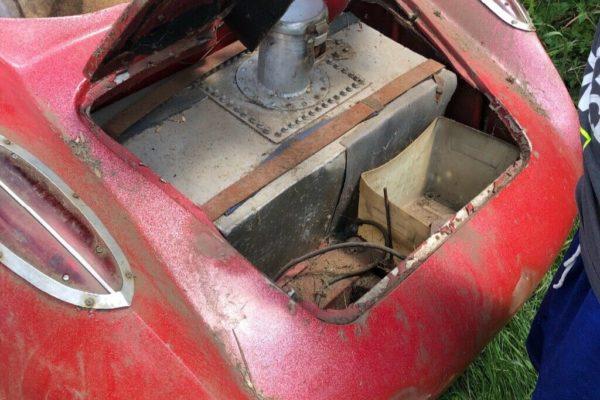 Mystery Kit Car 9