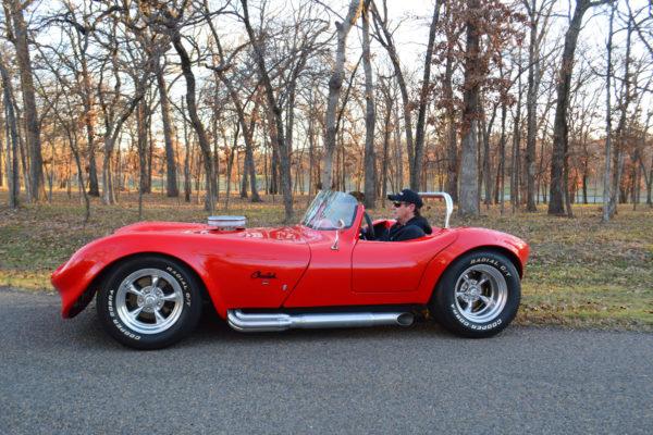 North Dallas Motorsports 1964 Cheetah 2