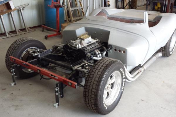 North Dallas Motorsports 1964 Cheetah 3