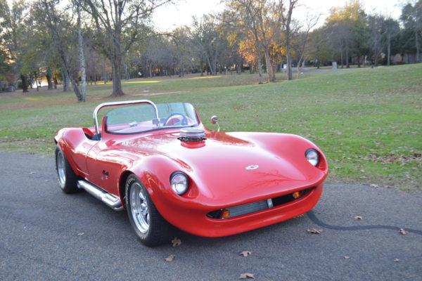 North Dallas Motorsports 1964 Cheetah 9