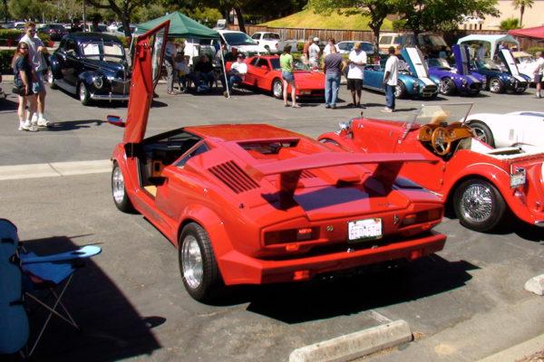 Northern California Kit Car Show 1