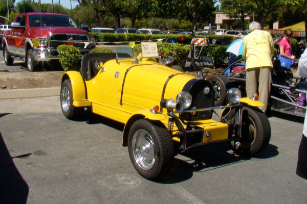 Northern California Kit Car Show 11