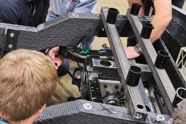 Oak Ridge National Laboratory 3 D Printed Shelby Cobra 5
