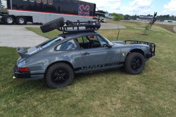 Off Road Porsche